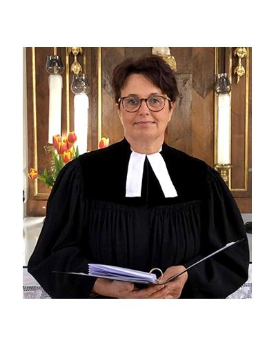 Pfarrerin Krug-Lettenmeier